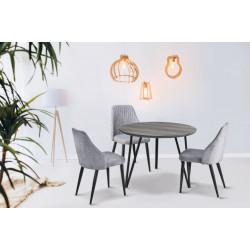Valgomojo komplektas (stalas ir 3 kėdės)